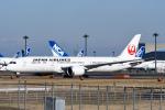 panchiさんが、成田国際空港で撮影した日本航空 787-9の航空フォト(飛行機 写真・画像)