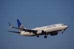 JA8037さんが、成田国際空港で撮影したユナイテッド航空 737-824の航空フォト(飛行機 写真・画像)