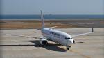 オキシドールさんが、北九州空港で撮影した日本航空 737-846の航空フォト(飛行機 写真・画像)