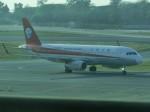 ヒロリンさんが、ヤンゴン国際空港で撮影した四川航空 A320-232の航空フォト(飛行機 写真・画像)