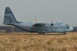 sepia2016さんが、下総航空基地で撮影した航空自衛隊 C-130H Herculesの航空フォト(飛行機 写真・画像)