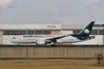 Cスマイルさんが、成田国際空港で撮影したアエロメヒコ航空 787-8 Dreamlinerの航空フォト(飛行機 写真・画像)
