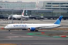 jk3yhgさんが、羽田空港で撮影したユナイテッド航空 787-10の航空フォト(飛行機 写真・画像)
