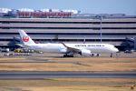 まいけるさんが、羽田空港で撮影した日本航空 A350-941XWBの航空フォト(飛行機 写真・画像)
