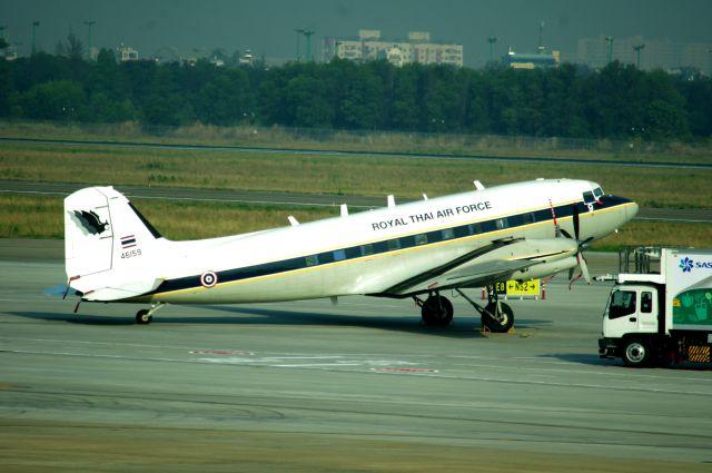 みきてぃさんが、タンソンニャット国際空港で撮影したタイ王国空軍の航空フォト(飛行機 写真・画像)