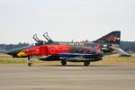 ちゃぽんさんが、茨城空港で撮影した航空自衛隊 F-4EJ Kai Phantom IIの航空フォト(飛行機 写真・画像)