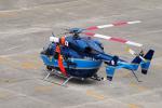 yabyanさんが、名古屋飛行場で撮影した京都府警察 BK117C-1の航空フォト(飛行機 写真・画像)