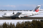 Echo-Kiloさんが、札幌飛行場で撮影した北海道エアシステム ATR-42-600の航空フォト(飛行機 写真・画像)