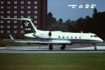 tassさんが、成田国際空港で撮影したサウディア G-IV Gulfstream IVの航空フォト(飛行機 写真・画像)
