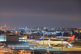 あっくんkczさんが、羽田空港で撮影したエア・インディア 747-437の航空フォト(飛行機 写真・画像)