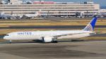 tkosadaさんが、羽田空港で撮影したユナイテッド航空 787-10の航空フォト(飛行機 写真・画像)