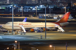 kuraykiさんが、羽田空港で撮影したエア・インディア 747-437の航空フォト(飛行機 写真・画像)