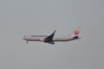 Cスマイルさんが、成田国際空港で撮影した日本航空 767-346/ERの航空フォト(飛行機 写真・画像)