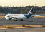 銀苺さんが、成田国際空港で撮影したアエロメヒコ航空 787-8 Dreamlinerの航空フォト(飛行機 写真・画像)