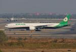 tsubameさんが、スワンナプーム国際空港で撮影したエバー航空 777-35E/ERの航空フォト(飛行機 写真・画像)
