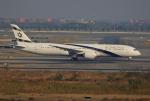 tsubameさんが、スワンナプーム国際空港で撮影したエル・アル航空 787-9の航空フォト(飛行機 写真・画像)