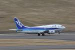 飛行機撮影大好きさんが、福島空港で撮影したANAウイングス 737-54Kの航空フォト(飛行機 写真・画像)