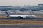 ハム太郎。さんが、羽田空港で撮影したユナイテッド航空 787-10の航空フォト(飛行機 写真・画像)