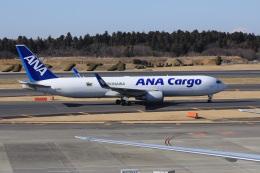 garrettさんが、成田国際空港で撮影した全日空 767-316F/ERの航空フォト(飛行機 写真・画像)