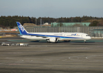 銀苺さんが、成田国際空港で撮影した全日空 787-10の航空フォト(飛行機 写真・画像)