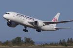 Dickiesさんが、静岡空港で撮影した日本航空 787-8 Dreamlinerの航空フォト(飛行機 写真・画像)