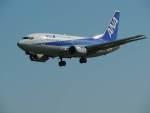 ノリださんが、宮古空港で撮影したANAウイングス 737-5L9の航空フォト(飛行機 写真・画像)