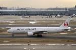 flying_horseさんが、羽田空港で撮影した日本航空 777-289の航空フォト(飛行機 写真・画像)