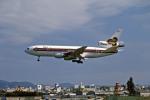Gambardierさんが、伊丹空港で撮影したタイ国際航空 DC-10-30の航空フォト(飛行機 写真・画像)