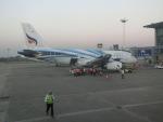 ヒロリンさんが、ヤンゴン国際空港で撮影したバンコクエアウェイズ A319-132の航空フォト(飛行機 写真・画像)