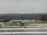 ヒロリンさんが、メルボルン国際空港で撮影したタイガーエア・オーストラリア A320-232の航空フォト(飛行機 写真・画像)