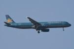 kuro2059さんが、ノイバイ国際空港で撮影したベトナム航空 A321-231の航空フォト(飛行機 写真・画像)
