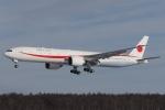 木人さんが、千歳基地で撮影した航空自衛隊 777-3SB/ERの航空フォト(飛行機 写真・画像)