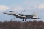 木人さんが、千歳基地で撮影した航空自衛隊 F-15J Eagleの航空フォト(飛行機 写真・画像)