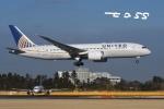 tassさんが、成田国際空港で撮影したユナイテッド航空 787-8 Dreamlinerの航空フォト(飛行機 写真・画像)