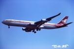 tassさんが、成田国際空港で撮影したエア・ランカ A340-311の航空フォト(飛行機 写真・画像)