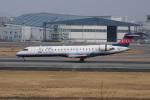 神宮寺ももさんが、伊丹空港で撮影したアイベックスエアラインズ CL-600-2C10 Regional Jet CRJ-702の航空フォト(飛行機 写真・画像)