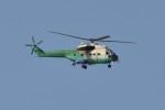 kumagorouさんが、仙台空港で撮影した東北エアサービス SA330J Pumaの航空フォト(飛行機 写真・画像)