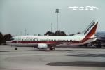 tassさんが、パリ シャルル・ド・ゴール国際空港で撮影したエア・ヨーロッパ 737-3S3の航空フォト(飛行機 写真・画像)