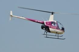 ブルーさんさんが、名古屋飛行場で撮影したハートランドエアー R22 Betaの航空フォト(飛行機 写真・画像)