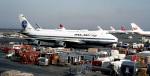 タラの芽さんが、羽田空港で撮影したパンアメリカン航空 747-121の航空フォト(飛行機 写真・画像)