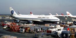 羽田空港 - Tokyo International Airport [HND/RJTT]で撮影されたパンアメリカン航空 - Pan American World Airways [PA/PAA]の航空機写真