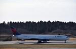 よんすけさんが、成田国際空港で撮影したデルタ航空 767-432/ERの航空フォト(飛行機 写真・画像)