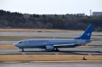 よんすけさんが、成田国際空港で撮影した厦門航空 737-85Cの航空フォト(飛行機 写真・画像)