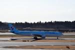 よんすけさんが、成田国際空港で撮影した大韓航空 A330-323Xの航空フォト(飛行機 写真・画像)