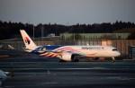 よんすけさんが、成田国際空港で撮影したマレーシア航空 A350-941XWBの航空フォト(飛行機 写真・画像)