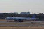 hiroki-JA8674さんが、成田国際空港で撮影したユナイテッド航空 777-322/ERの航空フォト(飛行機 写真・画像)