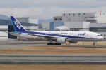HEATHROWさんが、伊丹空港で撮影した全日空 777-281/ERの航空フォト(飛行機 写真・画像)