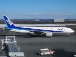 FT51ANさんが、新千歳空港で撮影した全日空 777-281の航空フォト(飛行機 写真・画像)