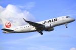 とらとらさんが、伊丹空港で撮影したジェイ・エア ERJ-170-100 (ERJ-170STD)の航空フォト(飛行機 写真・画像)