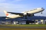 とらとらさんが、伊丹空港で撮影した日本航空 767-346/ERの航空フォト(飛行機 写真・画像)